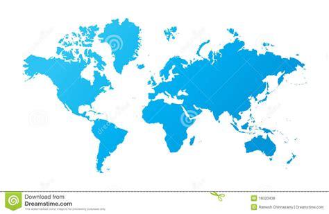 royalty free world map world map royalty free stock photos image 16020438