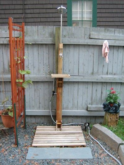 Outdoor Shower Drainage by 13 Best Images About Outdoor Shower On Gardens O Rourke And Plants