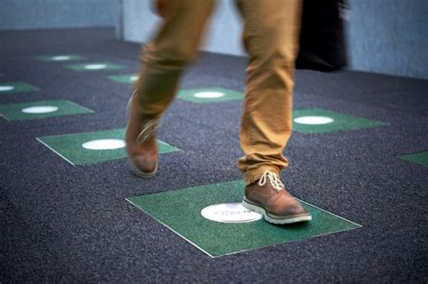 Country Floor Plans Pavegen Floor Tiles That Generate Electricity From Footsteps