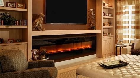tv stands with built in fireplace is an electric fireplace worth the money angies list