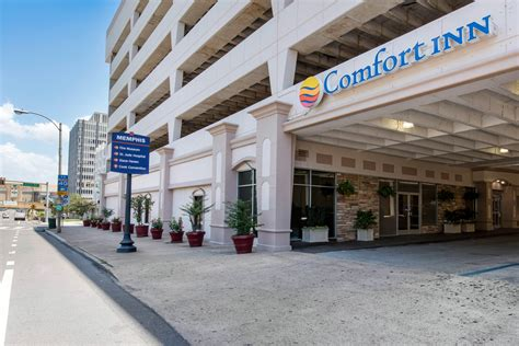 Comfort Inn Downtown In Memphis Tn 901 526 0