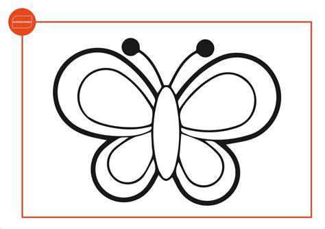 Vorlagen Schmetterling by Perfekt F 252 R Kinder Ab 3 Jahren Ausmalbilder