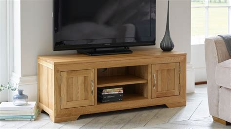tv cabinets delivered free to your home oak furniture land