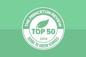 Top Sustainable Business Mba Programs by 2016 Guide To 361 Green Colleges College Rankings The
