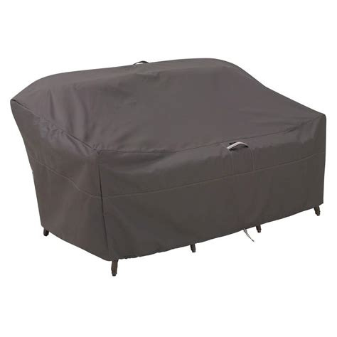 large outdoor sofa cover classic accessories ravenna medium round patio table and