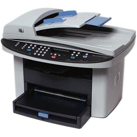 Printer Hp Jet driver hp laserjet 3030 all in one printer filesummit
