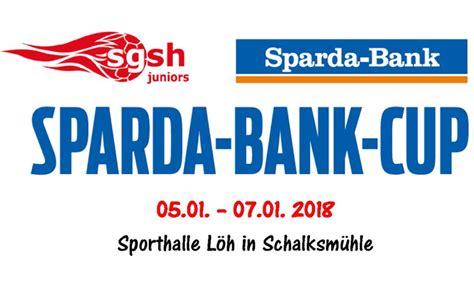 sparda bank bank vorl 228 ufige spielpl 228 ne sparda bank cup 2018 sgsh juniors