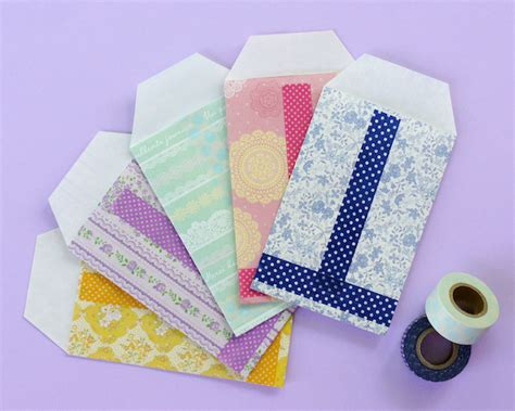 Origami Money Envelope - omiyage blogs make origami envelopes