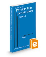 pattern jury instructions 10th circuit tenth circuit pattern jury instructions legal solutions