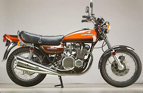 Motorräder Hersteller Modelle Technik by 40 Jahre Z Modelle Kawasaki Tourenfahrer