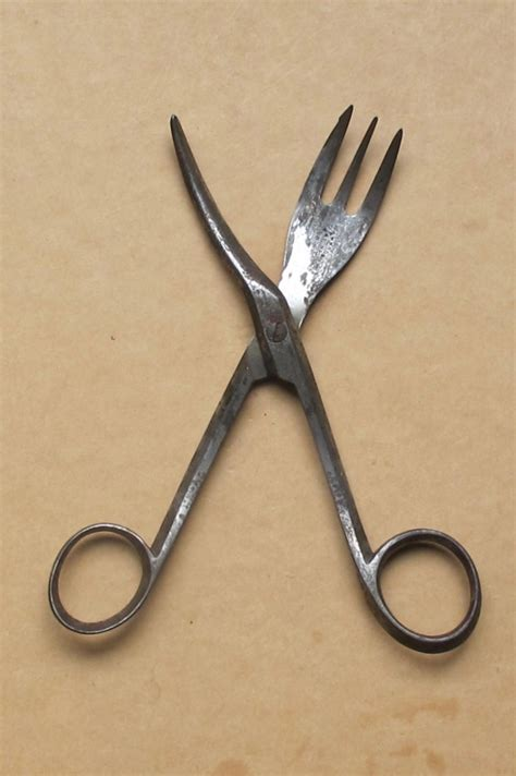 combined knife and fork quot the desideratum quot combined knife and fork for