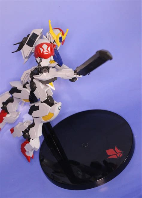 Kaos Oceanseven Gundam Mobile Suit 26 30 gundam mobile suit gundam iron blooded orphans hg display stand caign review by くらくら店長
