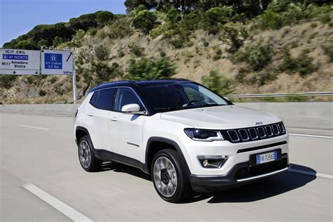 jeep compass jeep compass officially launched in europe 38 photos