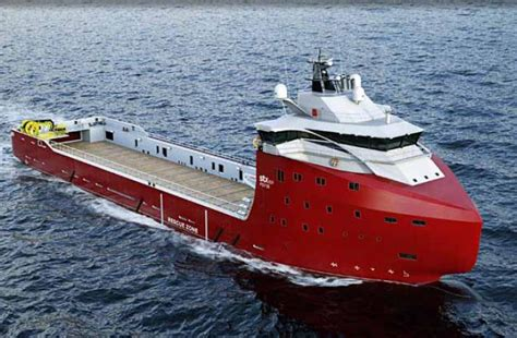 platform supply vessel tidewater buys three platform supply vessels from stx osv