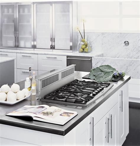 monogram cooktop zgu385nsmss monogram 36 quot stainless steel gas cooktop