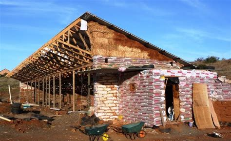 Fourplex Plans by Aardskip Earthbag Earthship Update