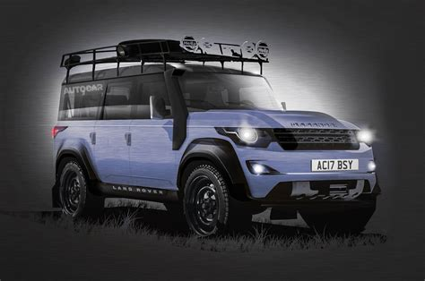 range rover defender 2016 new defender coming in 2016 funrover land rover blog