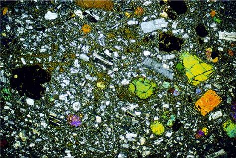 basalt thin section usgs geology and geophysics
