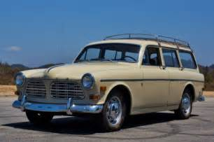volvo  amazon wagon california car factory roof rack  reserve  sale