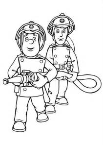 Fresh Fireman Sam Coloring Pages 34 About Remodel Free Colouring  sketch template