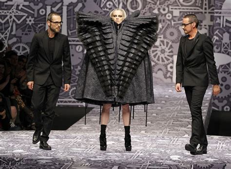 Line Launch Viktor Rolf For Hm Is Ready To Out In A Store Near You Second City Style Fashion by Viktor Rolf To Cease Ready To Wear