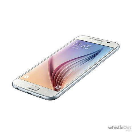 Samsung Galaxy S6 Flat 64gb samsung galaxy s6 32gb compare plans deals prices whistleout