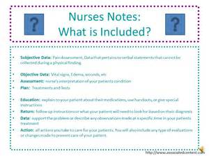 nurses notes template home page cconlinejournal org