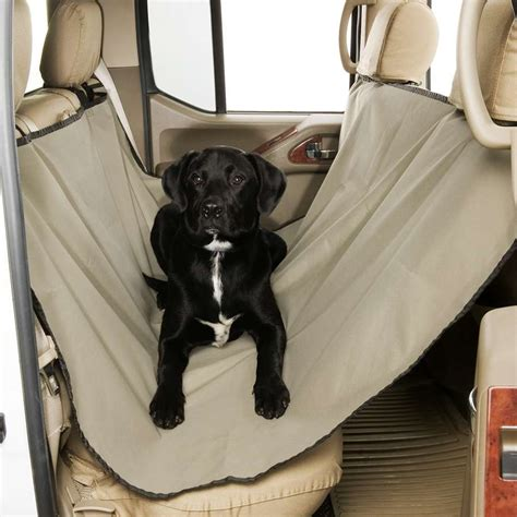 back seat pet bed back seat bed canine cover covercraft beds and