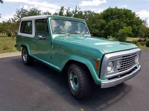 jeep commando 1972 jeep commando for sale classiccars com cc 997943
