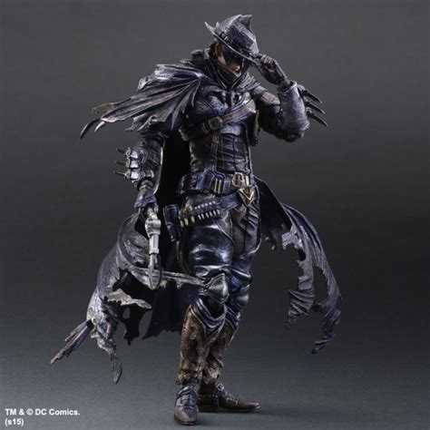 Play Arts Variant West Batman Ltd Color Ver dc comics variant play arts batman timeless