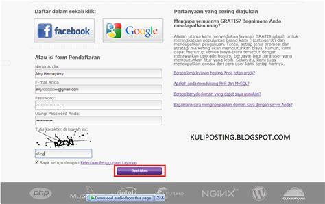 alamat host untuk simpati as daftar hosting gratis idhostinger sekaligus bisnis kuli