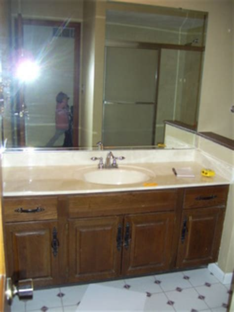 update bathroom vanity sink vanity updating chicly cheap home decor