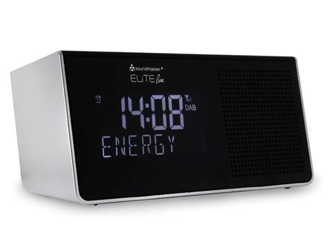 soundmaster ursi projector alarm clock fm dab radio soundmaster audio products