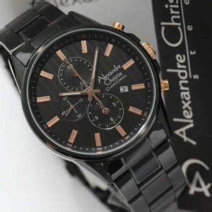 Murah Alexandre Christie Ac 6442 Pria Original Black Murah jual beli alexandre christie original fullblack baru jam tangan pria model terbaru murah