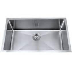Undermount Stainless Sinks Kitchen Sinks by Kraus Khu100 32 32 Inch Undermount Single Bowl 16 Gauge