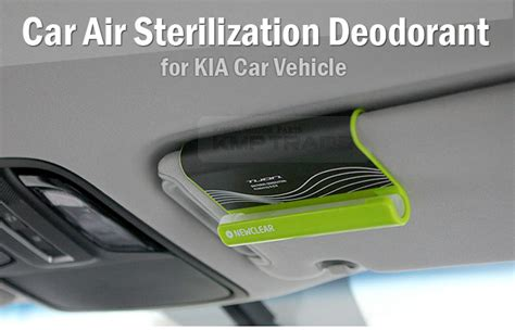 Auto Deo by Tuon Oem Genuine Parts Car Air Sterilization Deodorant For