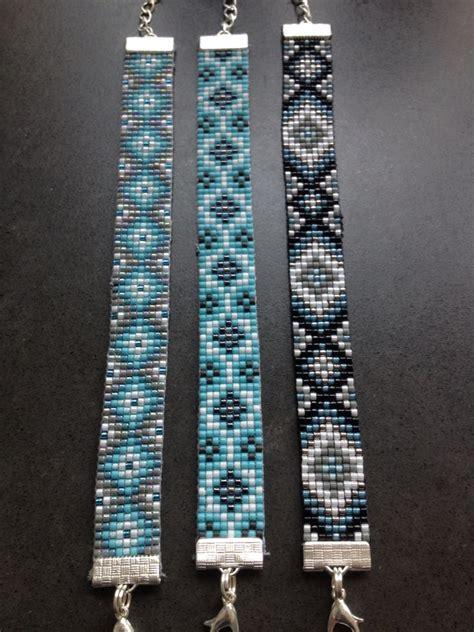 bead weaving loom 66 best images about zelf gemaakte bead loom armbanden