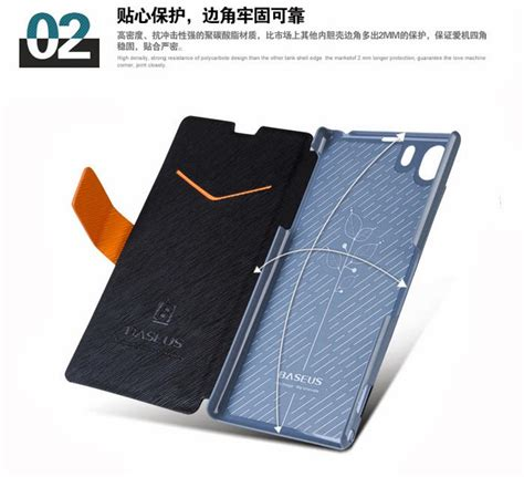 Baseus Faith Series For Sony Xperia Sp 3hiung grocery sony xperia z1 baseus faith series handphone cover