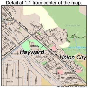 map of hayward california hayward california map 0633000