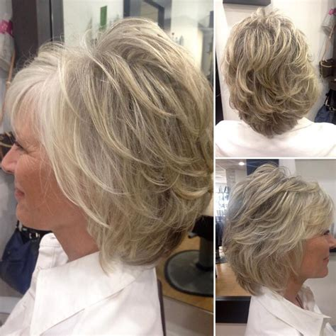 hairstyles for women over fifty with a high forehead 90 classy and simple short hairstyles for women over 50