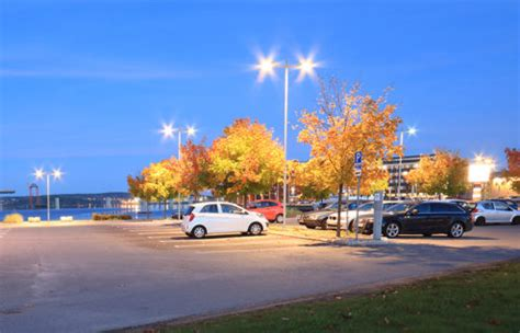 parking lot lighting solutions led solutions for parking lot lighting 183 led light