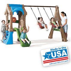 soft swing story little tikes 8 in 1 adjustable playground gym outdoor