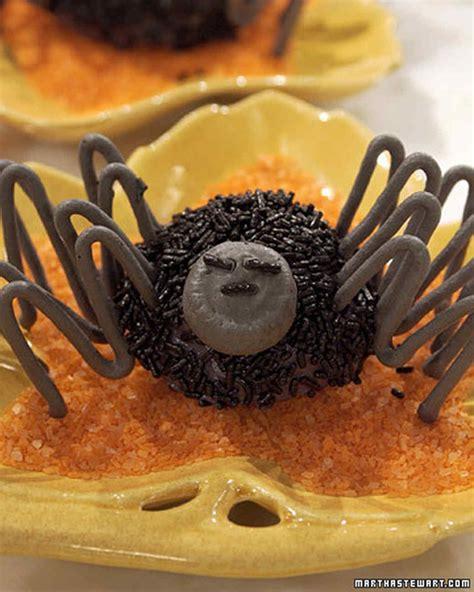halloween cakes  dessert recipes martha stewart