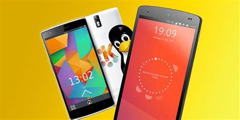 linux on android smartphone 3 sistemas operativos linux para instalar no seu smartphone