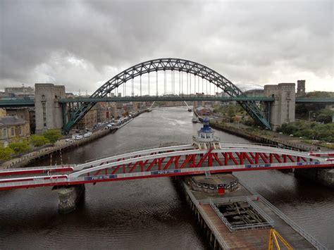 newcastle swing bridge the happy pontist tyneside bridges 6 swing bridge