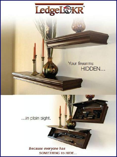 in plain sight custom gun storage furniture 1