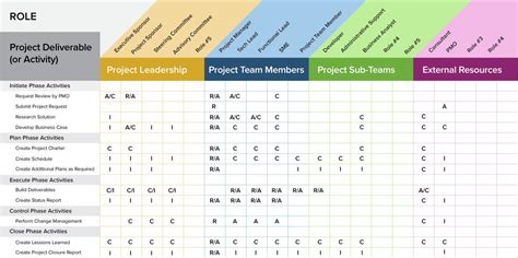 A Project Management Guide For Everything Raci Smartsheet Pmo Resource Management Template
