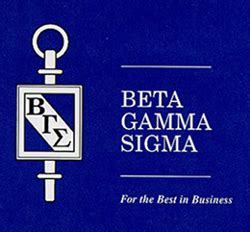 Beta Gamma Sigma And Willamette Mba For Professionals by Student Organizations Valdosta State