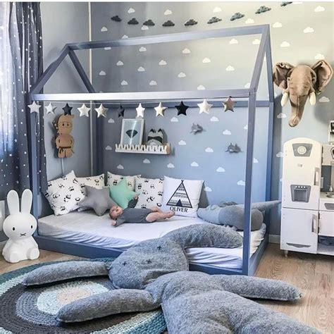 decoracion cama infantil mejores 41 im 225 genes de camas infantiles metodo montessori