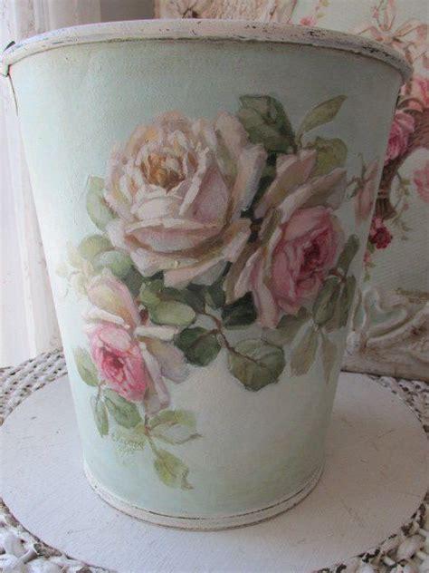 Christie White Original omg original christie repasy painting white pink roses